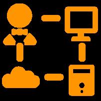 Network Icon_ff9500